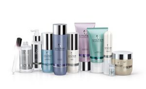 Wella System Professional hair products, West With Style Hairdressing Salon, Aberdeen