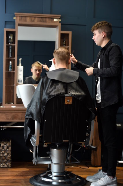 WestMan Westhill Aberdeenshire Barbers 1
