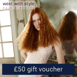 £100 west with style Gift Voucher