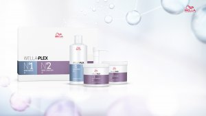 Wellaplex hair colour protection, hair products, hairdressers in Westhill