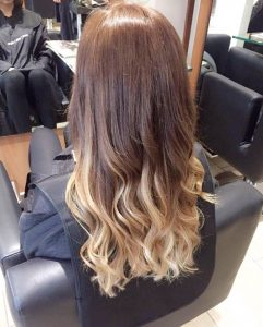 blonde ombre, west with style hair salon, Westhill, Aberdeenshire