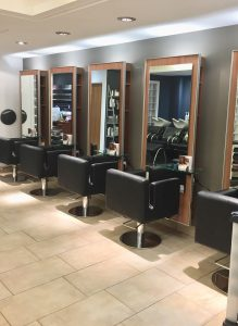 west with style hair salon in Westhill