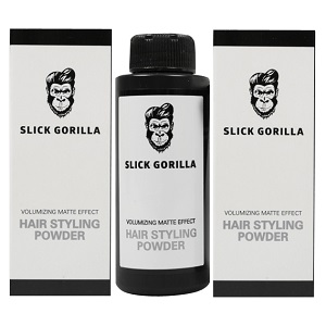 slick gorilla grooming products men's hair salon westhill aberdeen