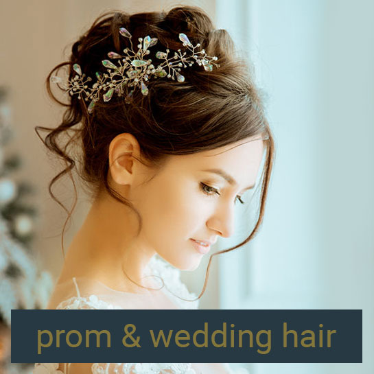 Wedding Hair Specialists Aberdeenshire