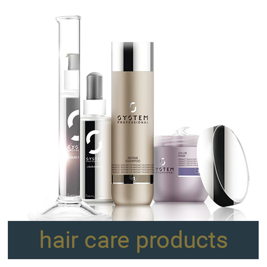 Professional Hair Care Products Westhill Aberdeenshire