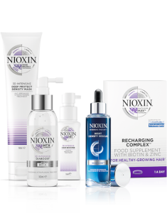 nioxin hair thinning solutions aberdeenshire hair salon