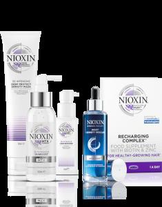 nioxin hair thinning solutions aberdeenshire hair salon