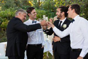Men's Barber Service Weddings Aberdeen