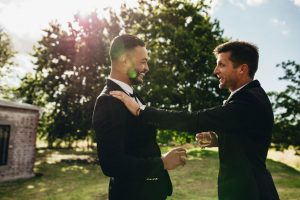 Wedding Hairstyles for men barber shop near Aberdeen