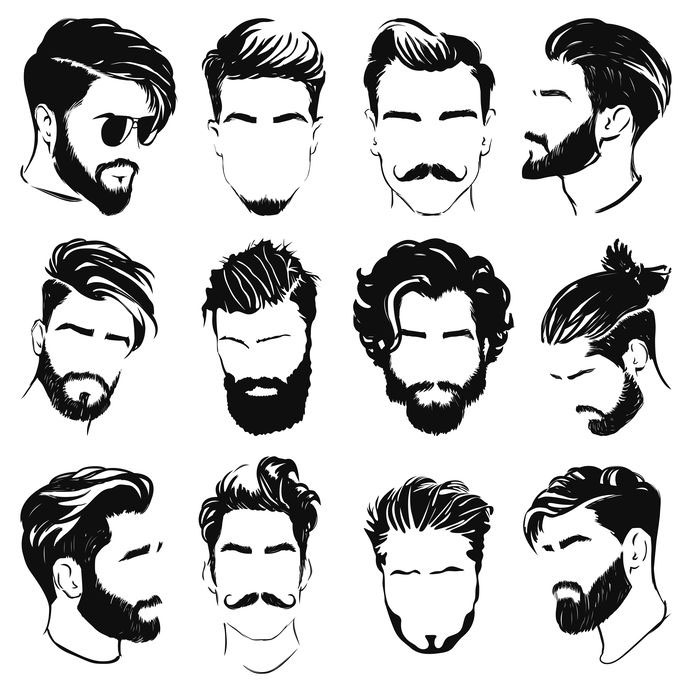 Beard Shapes