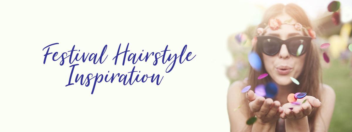 Festival Hairstyle Inspiration Aberdeen Hair salon