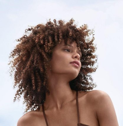 The natural hair colour trend