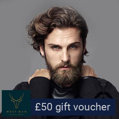 £100 West Man Gift Voucher