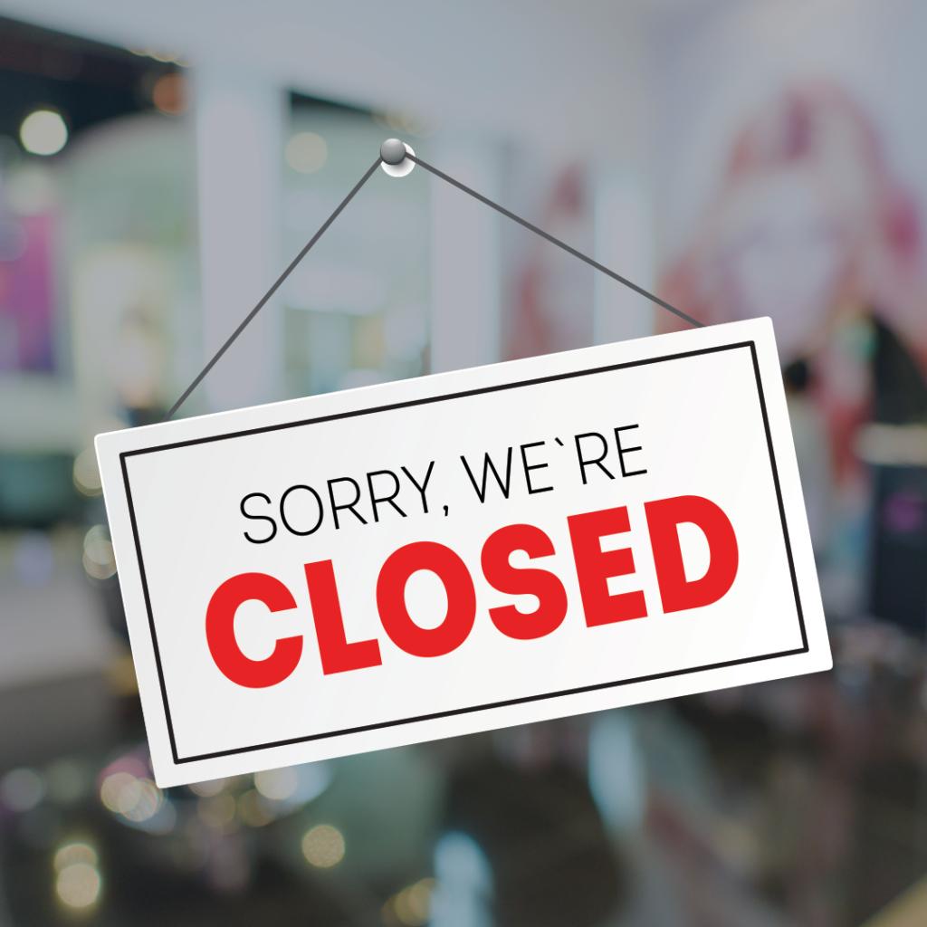 Corona Virus Update – Temporary Salon Closure