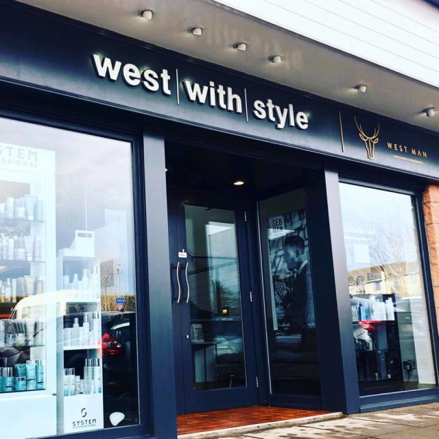 West with Style West Man Salon and barbers