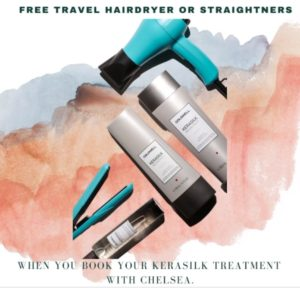 Hair Smoothing offer Aberdeenshire Hairdressers