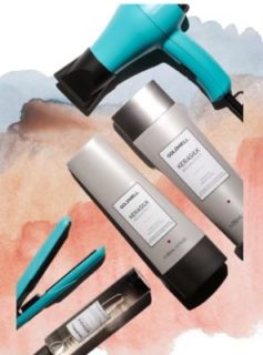 Kerasilk Hair Smoothing Offer