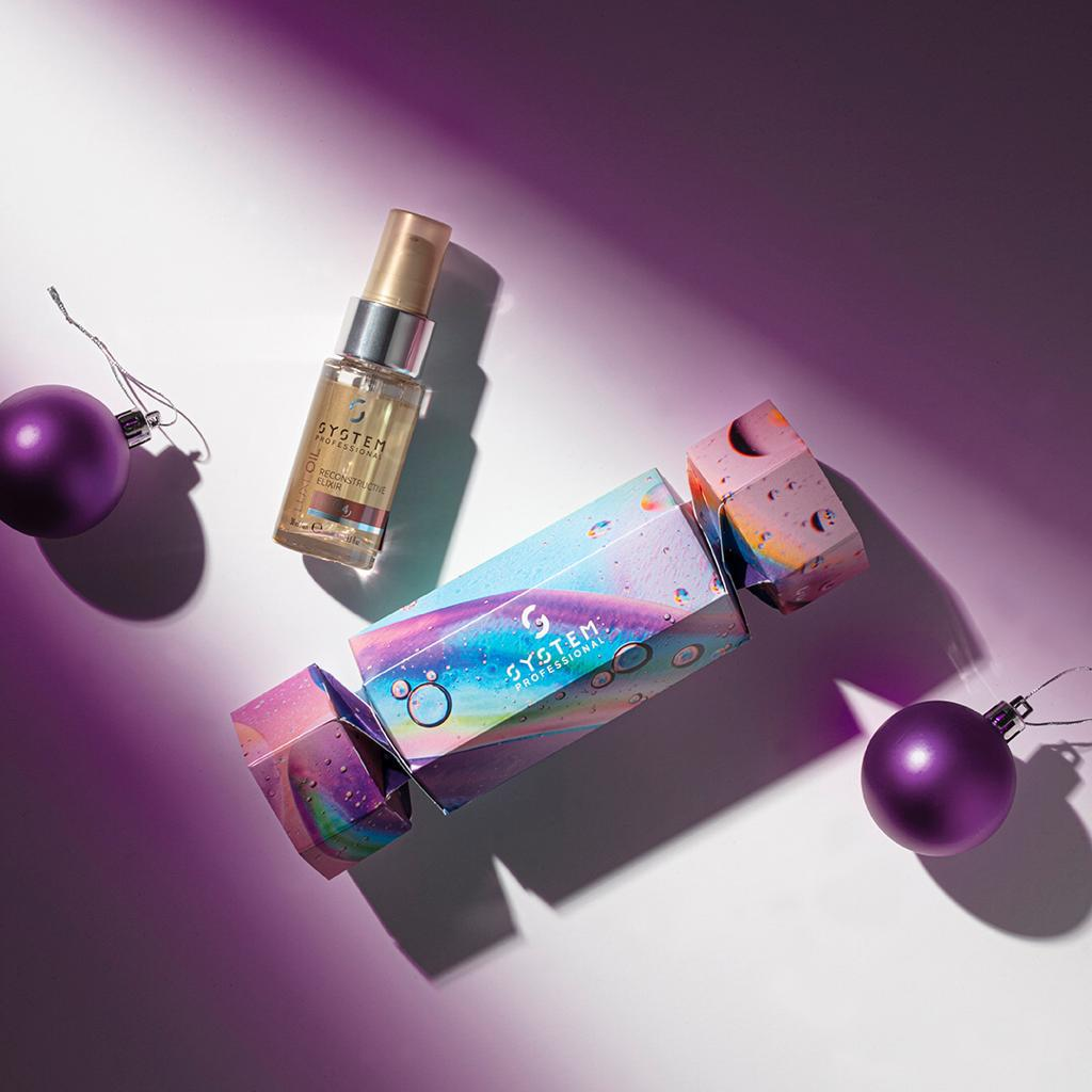 System Professional Luxe Oil Christmas Cracker