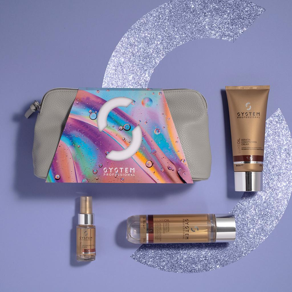 System Professional Luxe Oil Gift Set