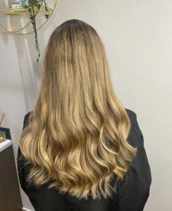 Balayage Westhill hair salon