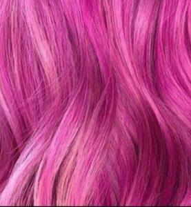 Fashion hair colours Aberdeenshire