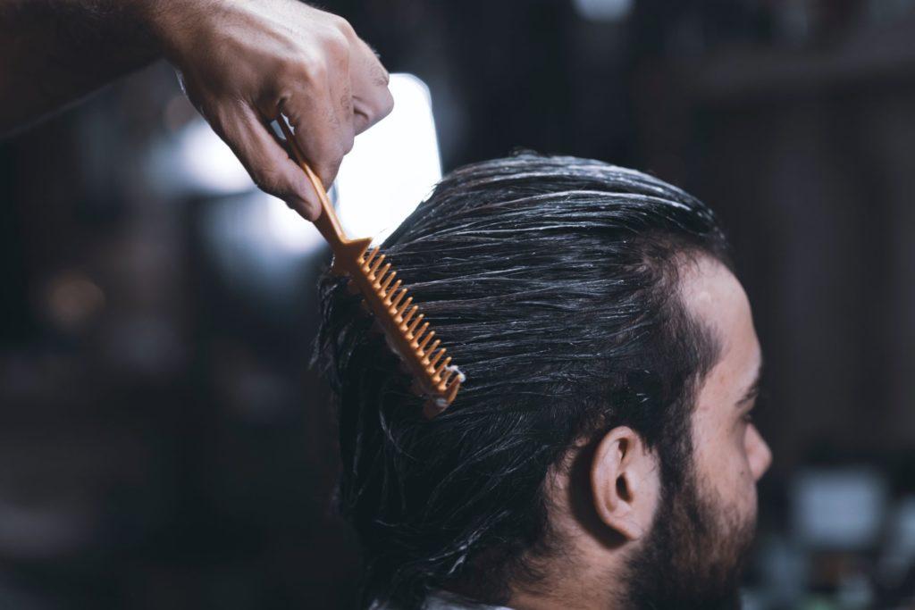 Best Men's Barbers Near Aberdeeen West Man