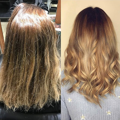 All you need to know about balayage at west with style hairdressers in Westhillat west
