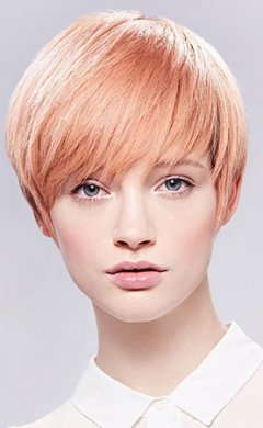 Hair cutting & styling at west with style hairdressers in Westhill, Aberde